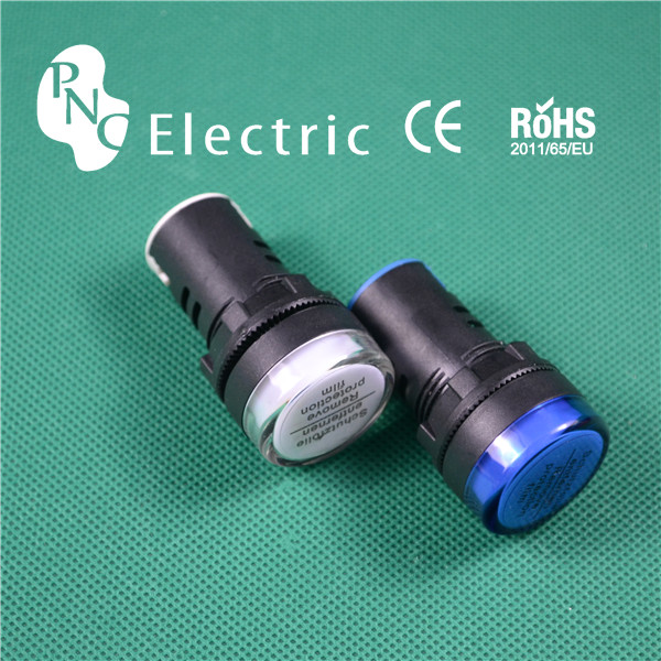 PNC AD16-22DS 12-380V 12v led pilot lamp