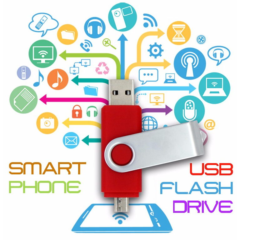 Bulk Cheap Usb Flash Drive For Android Smartphone Pen Drive 8gb