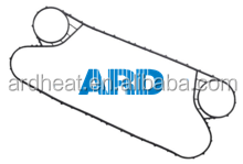 SWEP GL13 gasket price plate heat exchanger gaskets/plates nbr epdm material
