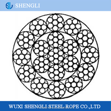 19*7 Non Rotating Steel Wire Rope