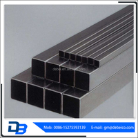 2016 Hot Selling Products Black Iron Square Steel