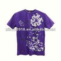 100%cotton plain ladies apparel manufacturing process
