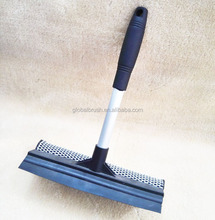 HQ0030 with aluminum handle hard sponge rubber window squegee