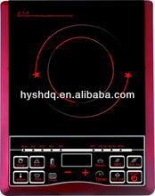 2013 best price black crystal induction cooker-HY-S18