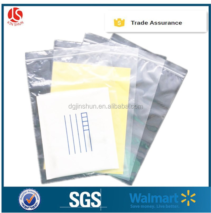 Cheap Heavy Duty Plastic Clear Zipper Recloasable Bags for Freeze Food