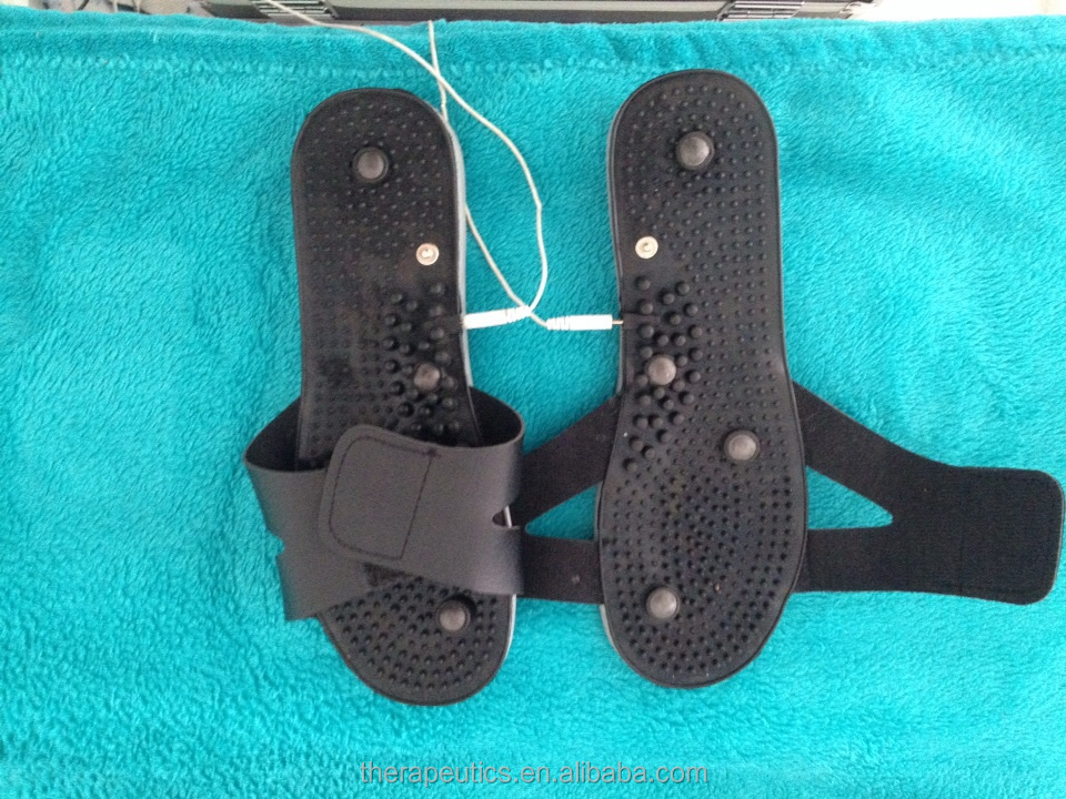 TENS massager electronic massage shoes