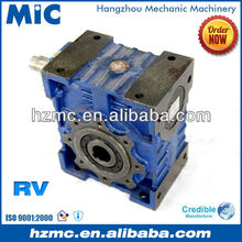 NRV110 to 150 Power Worm Gear Electric Motor Speed Reducer