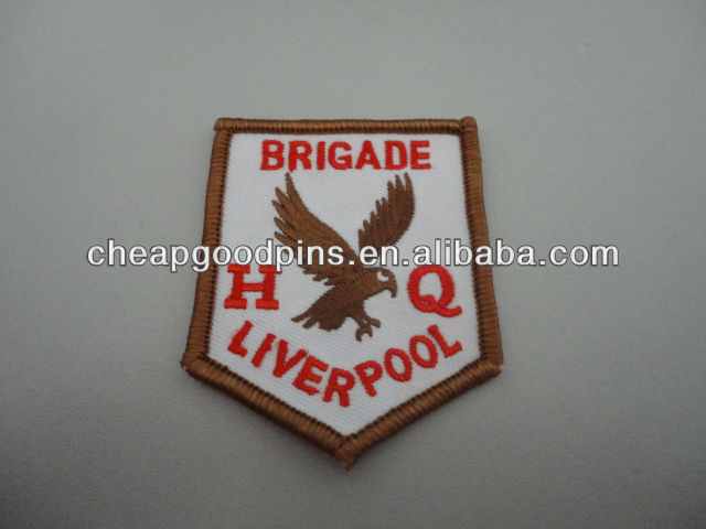 customized purely handwork embroidery designs military patches