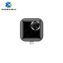 SIGMAWIT 1080P Sport Action Dual Fisheye Lens Mini Panoramic WIFI 360 Camera