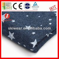 wholesale various wicking recycled denim fabric for supplier