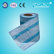 dental instrument paper/plastic packaging roll