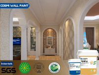 Natural Interior Decoration House Paint