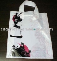 Comics PE Shopping Packaging Bag