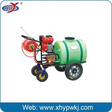 Female thread rotating spraying insecticide pump sprayer