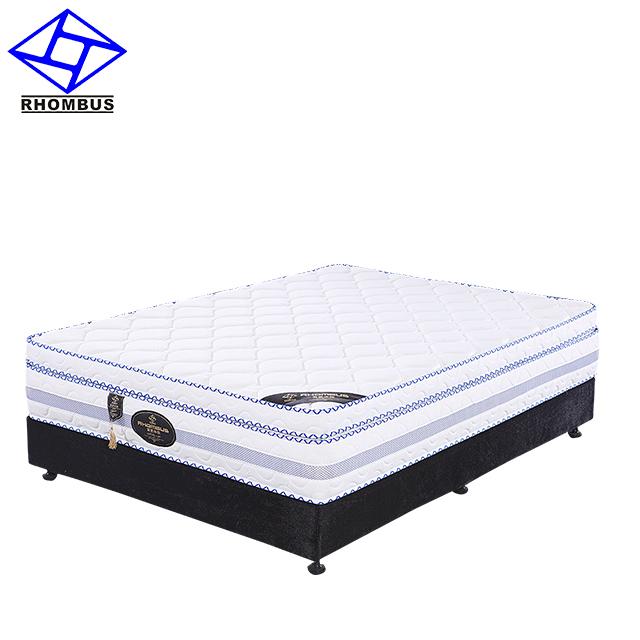 Angel Dream Hotel Pocket Spring Memory Foam Bed Hybrid Mattress A10 - Jozy Mattress | Jozy.net