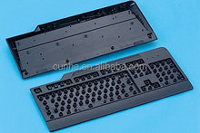 Custom injection computer plastic accessories made in china