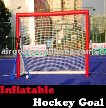 Malik Hockey Stick(6*4 Inflatable Hockey Goal)