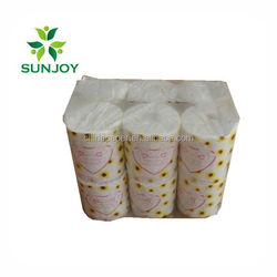 New Product Ultra Soft Bathroom Tissue