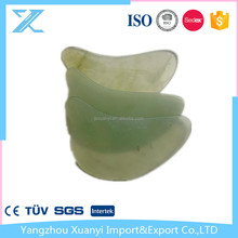 natural jade scraping therapy gua sha board wholesale