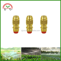 micro spray nozzle garden lawn sprinkler irrigation cooling atomizing agricultural sprayer