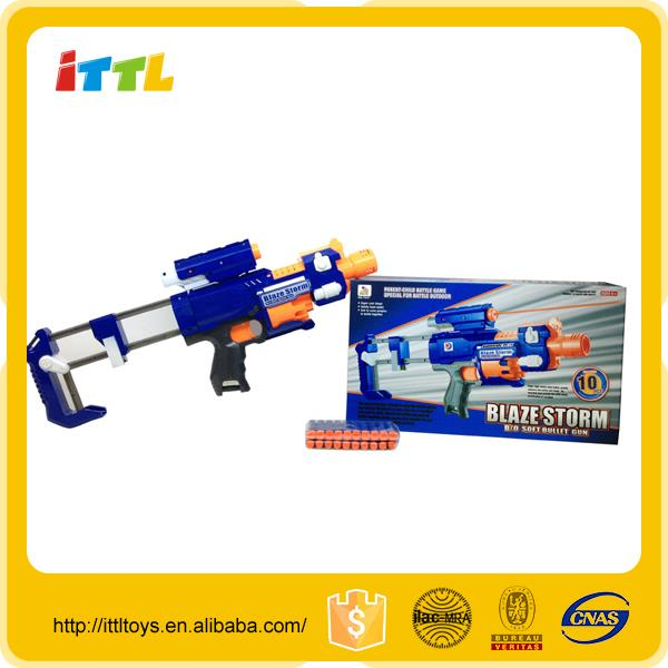 Cheap shooting gun toys for kids gun air soft soft gun toys