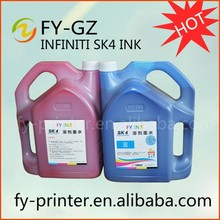 Infiniti Solvent Ink for SPT Print head Infiniti SK4 Ink