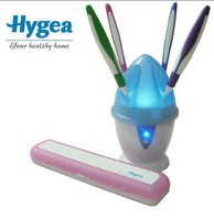 High Quality Bathroom Set Universal uv toothbrush sanitizer for family