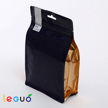 Wholesale price fine aluminum foil 1kg coffee bag with valve,coffee bag with zipper