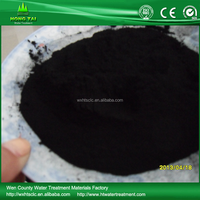 Natural Wood Based Powder Activate Carbon for Sale