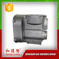 Ductile Iron Sand Casting Farm Machine Parts Machine Housing Case