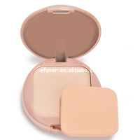 New 2015 2in1 Makeup face Pressed powder Make up loose Powder Bare mineralize skinfinish natural mineral Powder Palette to face