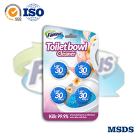 Famous toilet deodorizer and Eco-friendly bowl cleaner