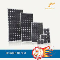 Made-In-China poly pv solar panels 300w