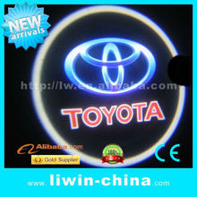 Hottest LED Car Door Logo Laser Projector Light, Cool Ghost Shadow Light for Auto, ATV and SUV