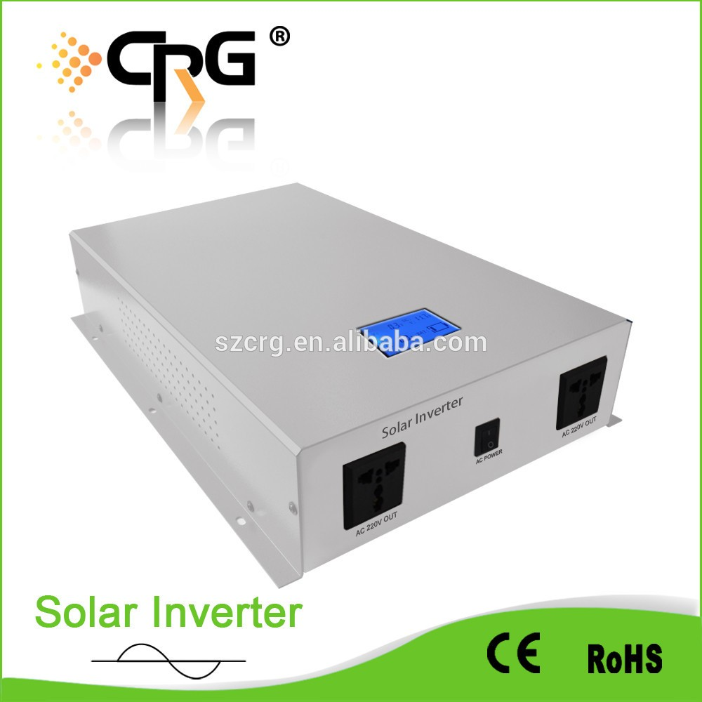 PV3500 Series 4kw-12kw Low Frequency Pure Sine Wave Solar Hybrid Inverter for