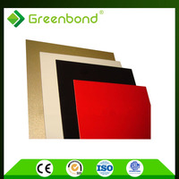 Greenbond skid resistance advertising aluminum composite board