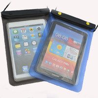 china supplier IPX8 grade pvc waterproof case tablet for ipad mini