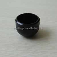 Carbon Steel Pipe Fittings Seamless Butt Weld Cap