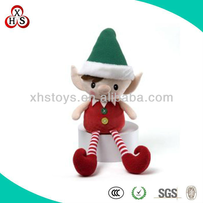New Promotional Gift High Quality China Plush Elf Toy