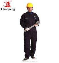 Top selling safety work wear coverall for oil and gas industry with OEM supply