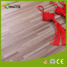 Chinese manufacturer pvc floor oak wood grain pvc flooring