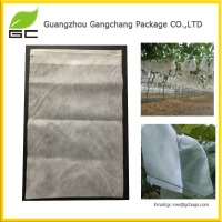 wholesale white agriculture usage non woven fruit protection bags
