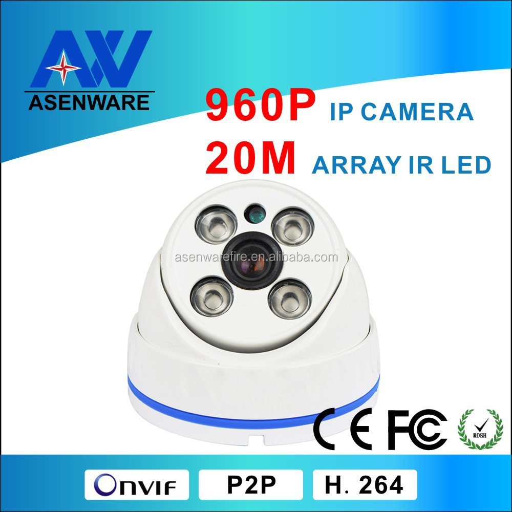 Asenware 1.3MP IP High Speed Dome Camera Sensor Security System Provide Technical Support / Complete Installation Solution