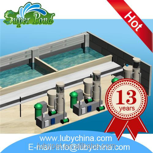 Hot selling aquaculture fish tank with great price