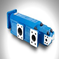 High Pressure Hydraulic Triple Gear Pump With Factory Price And Fast Delivery