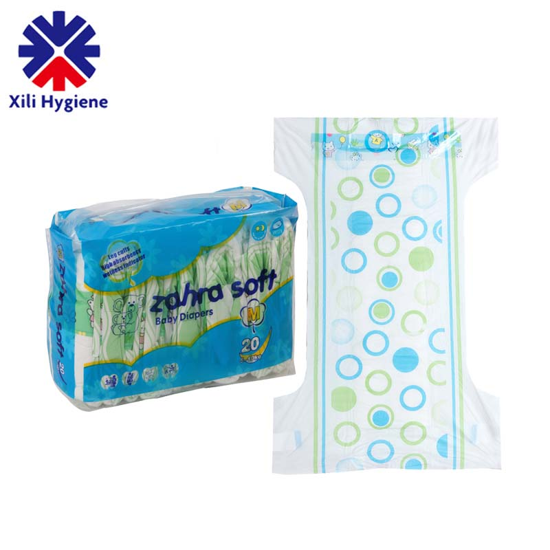 Sleeping Disposable Low Price Baby Diapers