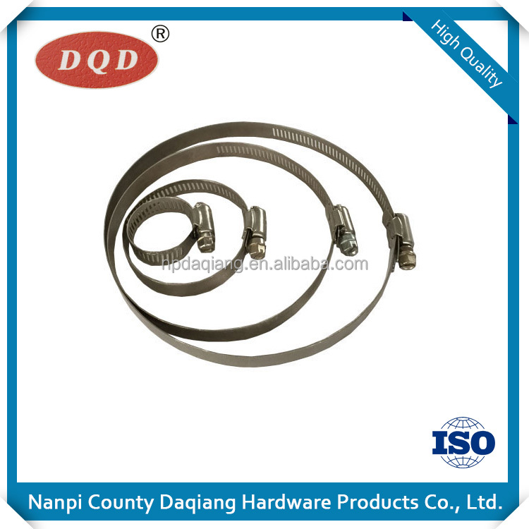 Best price high quality Professional Manufacturer stainless steel American Hose Clamp