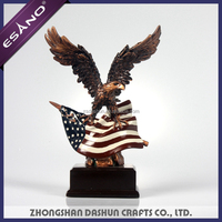 Hot Professional Custom Resin Animal Eagle
