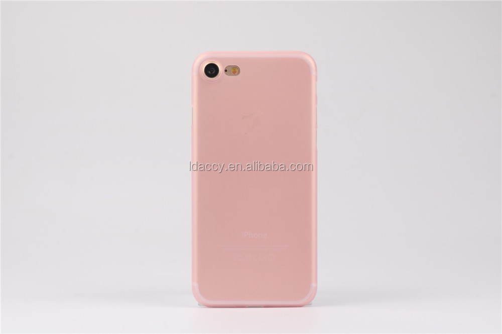 Wholesale Cute Design Ultra-thin Candy Color Phone Cases For iphone 7Plus