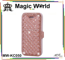 PRECIOUS CRYSTAL DIAMOND LEATHER COVER FOR SAMSUNG GALAXY NOTE3
